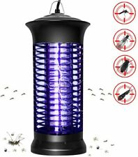 Bug Zapper Mosquito Killer Lamp, Electronic Insect Attractant Trap Powerful Bug