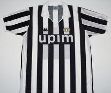 1989-1990 JUVENTUS KAPPA HOME FOOTBALL SHIRT (SIZE L)