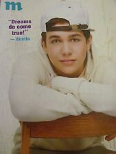 Austin Mahone, Full Page Pinup