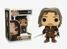 Funko Pop Movies: The Lord of the Rings - Aragorn Vinyl Figure #13565