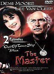 The Master DVD - 1984 SERIES - Demi Moore - Lee Van Cleff - REGION 4 - RARE