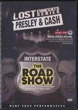 Lost Concert Series: Presley & Cash : Road Show (DVD, 2008, ALL Region)