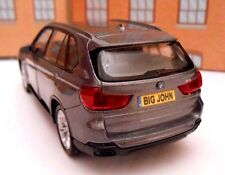 PERSONALISED PLATES BMW X5 Model Toy Car boy girl dad CHRISTMAS gift NEW BOXED