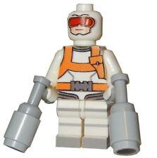 **NEW** LEGO Custom Printed HEATWAVE - DC Universe - Minifigure