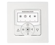 Rademacher Troll Base Duofern Blanc Vk 5615-UW, Contrôle Obturateur