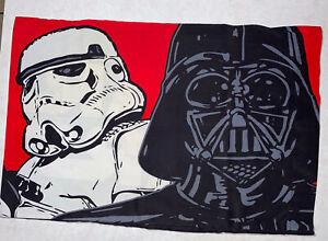 Star Wars Lightsaber Darth Vader Single Collectors Pillowcase Cover