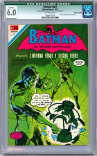 GREEN LANTERN #76 CGC 6.0 aka BATMAN 601 *SPANISH EDITION* EDITORIAL NOVARO 1971