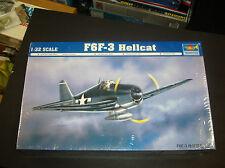 Trumpeter  1/32 scale Hellcat F6F-3  model kit