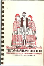 CROATIAN COOKBOOK - COKEBURG, PENNSYLVANIA - THE TAMBURITZANS - 1970's - GREAT!!