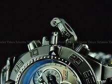Invicta Men 50mm Subaqua Noma IV Black Label Combat LE Swiss 5040F Chrono Watch