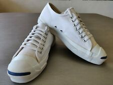 a892cc47faf7 Men s Vintage Converse Jack Purcell color Ivory size 9 US made in USA  (1970 s)