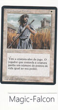 x1 Swords to plowshares Foreign Black Bordered PORTUGAIS NMINT MAGIC MTG ★★★