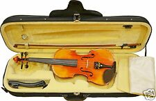 Mozart Violins - Model 16 Intermediate Violin Fiddle w/ Case, Bow, Rosin