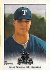 2002 Diamond Kings Samples #112 Mark Teixeira - Texas Rangers