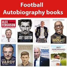 Football Autobiography My Story F2 World of Football books Football Sport Clubs