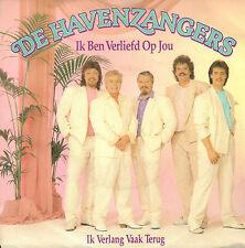 """DE HAVENZANGERS – Ik Ben Verliefd Op Jou (1989 VINYL SINGLE 7"""")"""