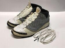 Nike Air Jordan XX3 23 White/Stealth-Black-Metallic Gold 318376-102 Retro SZ 11