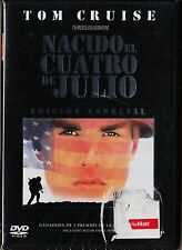 Oliver Stone: NACIDO EL CUATRO DE JULIO con Tom Cruise, Willem Dafoe