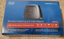Linksys Cisco Wireless - N Gaming and Video Adapter Wet610N High Performance
