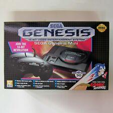 SEGA Genesis Mini Console Asian ver. Original 42 Games 2pcs 3-Button Controllers