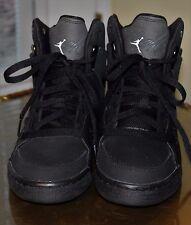 Air Jordan SC-1 (Kids) 4.5 Y BLACK 407493-004