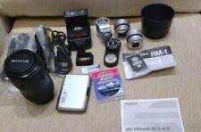 Olympus Zuiko Digital Lens 40-150mm and accessories