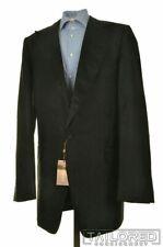 NWT - GUCCI Bespoke 2007 KOBE BRYANT Woven Print Black Silk TUXEDO Jacket 46 XL