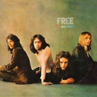 FREE -  Fire and Water LP Sealed New vinyl Record reissue