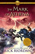 Heroes of Olympus, The Book Three The Mark of Athena (The Heroes of Ol-ExLibrary