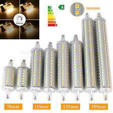 Dimmable R7S LED Flood Light J78 J118 J135 J189 Corn Bulb Replaces Halogen 2835