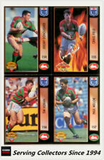 South Sydney Rabbitohs Modern (1970-Now) Era Team Set NRL & Rugby League Trading Cards