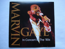 "CD: Marvin Gaye In Concert In The ""80s LIVE! Top-Preis! Neuwertig! Blues Soul"