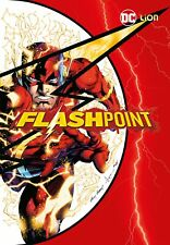 Flashpoint - Limited Edition Slipcase - RW Lion - ITALIANO NUOVO #MYCOMICS