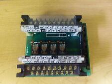 MIYANO CNC Lathe Fuji F930 78 353C F93078353C Machine Interface Board (12716)