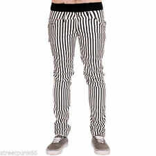 Jeans da uomo regolanti bianchi
