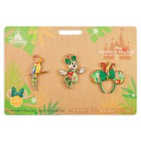 Disney Store Minnie Mouse The Main Attraction Pin Set 5 of 12 Tiki Room