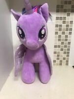 Build A Bear My Little Pony Twilight Sparkle Plush Soft Stuffed Toy 42CM Tall