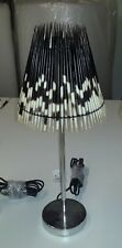 Porcupine Quill Bedside Lampshade including stand 45% OFF SUMMER SALE !!