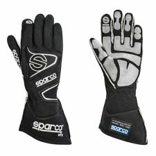 Sparco Racing Rally Gloves Tide Rg-9 Size 11 Black FIA Approved Fireproof