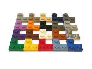 LEGO 2420 / 63325 2X2 Plate Corner - Select Colour - FREE P&P