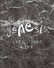 NEW Genesis Live 1973-2007 (8 CD/3 DVD) (Audio CD)