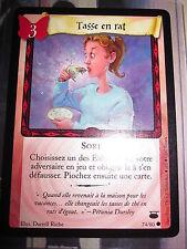 HARRY POTTER TCG GAME CHEMIN DE TRAVERSE TASSE EN RAT 74/80 COM FRANCAIS NEUF