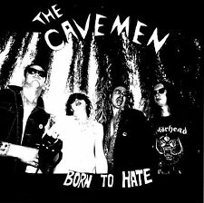 The Cavemen - Born To Hate CD