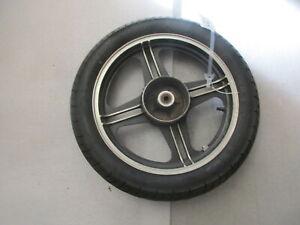 Z42. Honda CB 450 S PC17 Felge hinten Hinterrad 2,50 x18 Zoll Wheel Rear Rim
