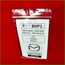 2017 2016 Mazda Navigation SD Card 0000-8F-Z09B Mazda 3 Mazda 6 CX-5 CX-3 USA