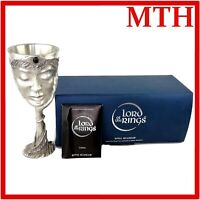Lord Of The Rings Goblet Royal Selangor GALADRIEL 1996 Boxed Rare - VGC