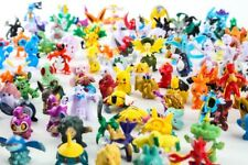 Random 6Pcs/set Pikachu Pokemon Go Mini Action Figure Toy 2-3cm Pocket Monster#2