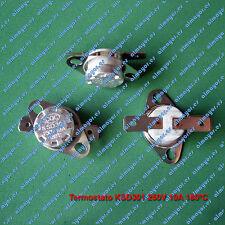 Termostato KSD301 KSD302 250V 10A 180ºC contacto NC, ceramic  Switch Thermostat