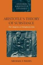 Aristotle's Theory of Substance: The Categories and Metaphysics Zeta (Paperback