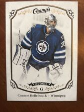 2015-16 UD Champs Rookies #264 Connor Helebuyck